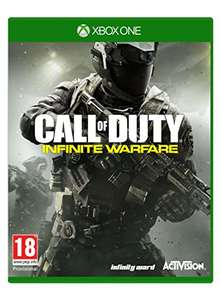 Call of Duty: Infinite Warfare (Xbox One) Standard - Sold by S&T Onlinehandel and Fulfilled by Amazon for £9 (Prime or £11.98)