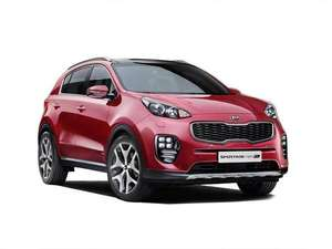 KIA SPORTAGE GT-LINE.    3+47m lease/PCH for £246.45 per month + £198 broker fee. Includes  VAT and Metallic Paint