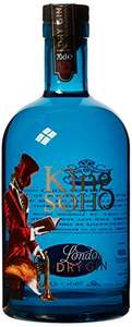 The King of Soho Gin (70 cl) - £24.99 @ Amazon