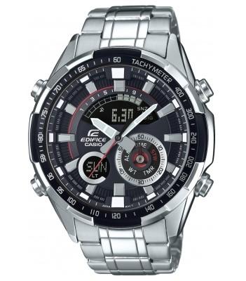 Casio Mens Edifice Watch [ERA-600D-1AVUEF] £107.11 @ Watches2u (Using code)