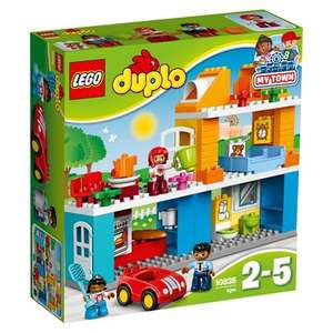 LEGO DUPLO Town Family House 10835 @ Smyths £31.99 limited stock (Click & Collect)