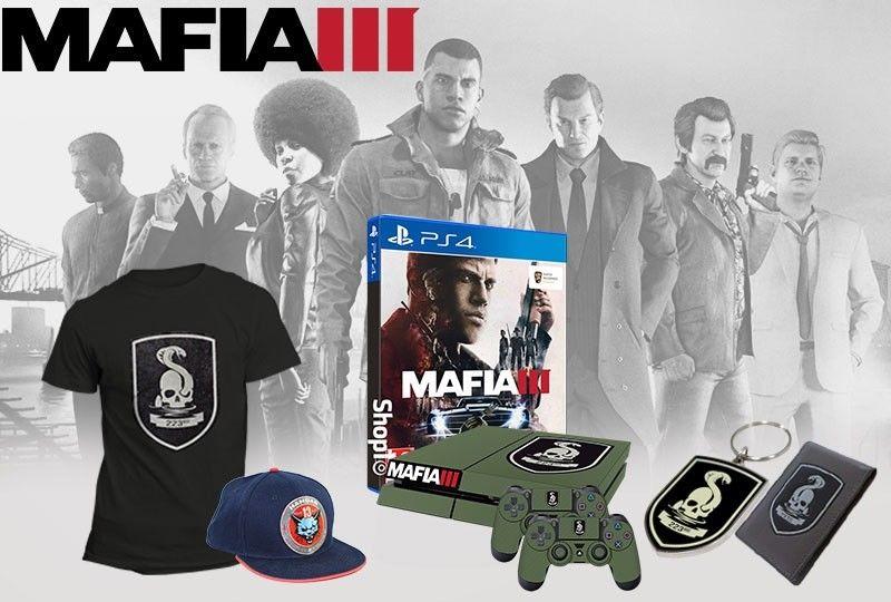 PS4 Mafia III pack - £19.85 @ ShopTo eBay store (free C&C)