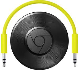 Google Chromecast audio £18.97 delivered, opened box @ Ebay PC world store