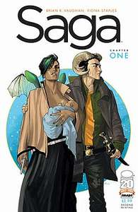 Saga - Vol 1 (Digital) , Comixology - £1.25 (using code IMAGE17) plus many more