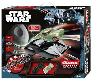 Carrera Go!!! Star Wars Racing Set - £50 Free Delivery (RRP £99.99) @ John Lewis