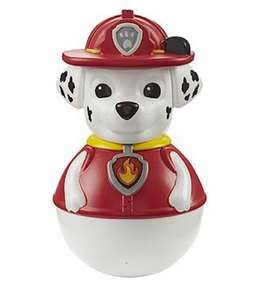 Weebles Paw Patrol - Marshall - Just £2.35 on Amazon Prime / £6.34 Non-Prime - Sold by D&S Retail Ltd and Fulfilled by Amazon.