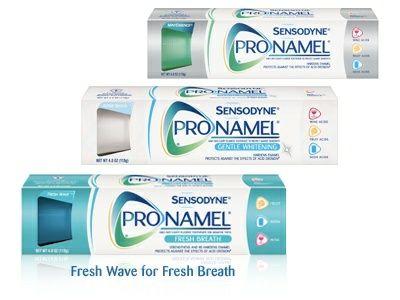 Sensodyne Toothpaste Pro Namel Toothpaste 75ml at Wilko for £2.25