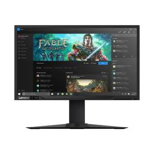 Lenovo Y27g 27 Inch VA Curved Gaming Monitor 65C1GAC1UK, G-Sync, 1080p, 144hz, £219.93 (£209.98 + £9.95 P&P - Or Collect From Huddersfield) @ Laptopsdirect