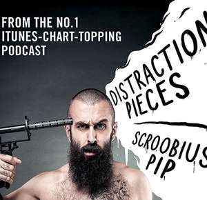 Distraction Pieces - Scroobius Pip. Kindle Ed. Was £16.99 now 99p @ amazon