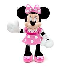Offer Stack - Medium Soft Toys (Mickey 50cm Tall) were £20.99 now £10.80 (with code) PLUS FREE Personalisation @ Disney Store (+ £3.95 Del / Free wys £50)
