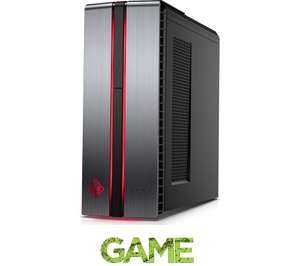 HP Omen Desktop Gaming PC £499 (Save £600) PC World