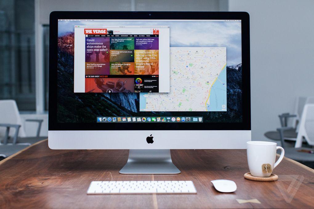 "APPLE iMac 4K 21.5"" i5 processor £617.97 @ Curry's"