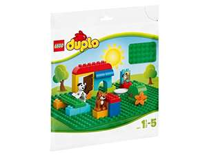 LEGO DUPLO 2304: Large Green Baseplate - £7.96 @ Amazon (Prime Member Exclusive) - Same price at Tesco