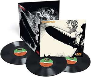 Led Zeppelin [Deluxe Edition Remastered Triple Vinyl] - £15.99 Prime / £17.98 Non-Prime @ Amazon