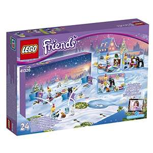 Lego Friends Calender £15.98 (Prime) / £19.97 (non Prime) at Amazon