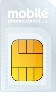 Three 4G 30GB unlimited mins/texts £10/m OR 12GB data, unlimited mins/text £8/m 12 month SIM ONLY cashback contract - mobilephonesdirect.co.uk