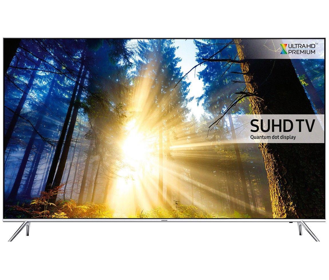 Samsung UE65KS7000 SMART 4K Ultra HD HDR LED TV Refurbished @ Richersounds ebay outlet £989