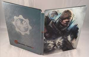 Gears Of War 4 Steelbook Edition (Xbox One) £12.99 Delivered (Open Box) @ Student Computers