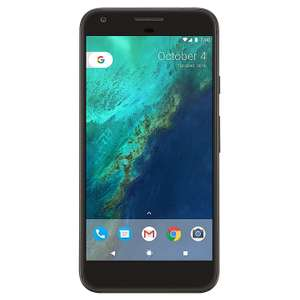 Google PIXEL XL 32 GB Sim Free - Black £399.99 @ Currys Pc World & Carphone Warehouse