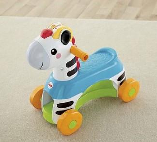 Fisher Price Rollin' Tunes Zebra £20 @ Tesco Direct (Free C&C)