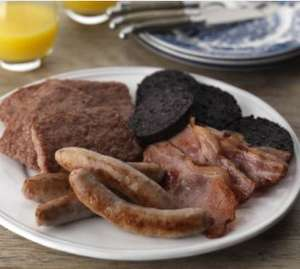 Fresh Breakfast Meat Box £10 delivered (Using code) @ Campbells Meat [Haggis / Lorne Sausage / Bacon / Black Pudding & More]
