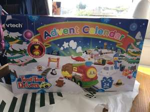 VTech Toot Toot Drivers Advent Calendar £7.31 - John Lewis Cambridge (possibly national, last years stock)