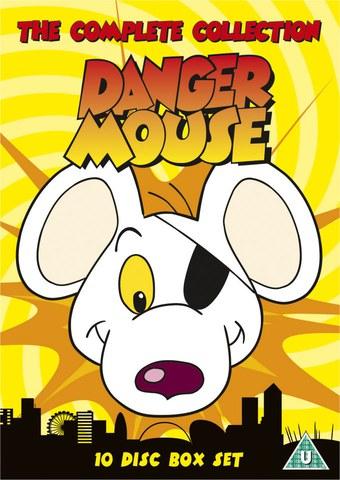 Danger Mouse 30th Anniversary 10 DVD box set - £12.99 at Zavvi incl P&P