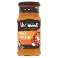 Sherwoods Curry Sauces. Various Flavours - 87p @ Tesco