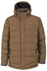 Trespass Men's Shiver Padded Jacket - Large £26.68 / XX-Large  £28.81 delivered @ Amazon