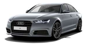 Audi A6 Black Edition 24 month lease £319.12 a month with 6 months deposit £9254.46 @ gateway2lease