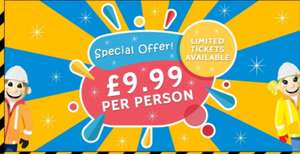 half price tickets £9.99 Diggerland
