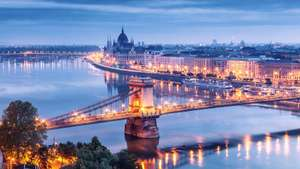 Budapest: 2-4 Nights at Sun Resort Apartments with Flights starting from £62.10pp (Based on 2 people) @ Groupon using code
