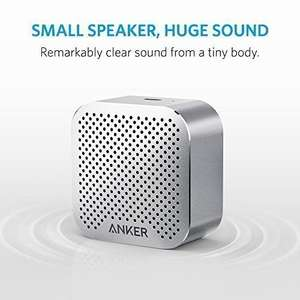 Bluetooth Speaker, Anker SoundCore nano - £6.99 prime / £10.98 non prime Sold by AnkerDirect and Fulfilled by Amazon - Lightning deal