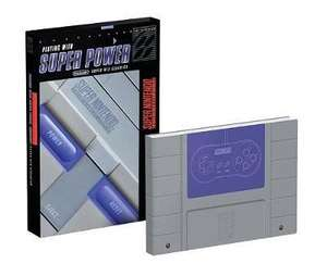 Playing With Super Power: Nintendo Super NES Classics £11.76 @ agreatread