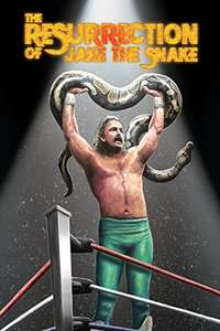 The Resurrection of Jake The Snake 99p to rent in HD @ Amazon