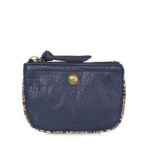 Mantaray Navy washed coin purse £3 & more purses in OP @ Debenhams (free c+c)