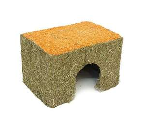 Carrot cottage guinea pig house £4.79 Amazon Prime