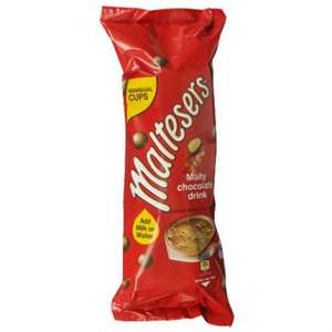 Maltesers Hot Choc (7) Cup Pack - 10p @ B&M's