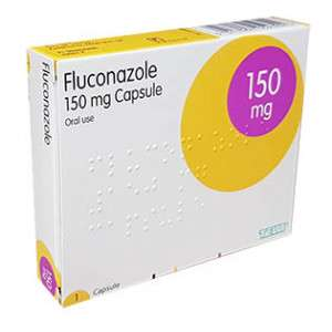Cheaper Alternative to Canesten for Thrush - Fluconazole 150ml x 1 capsule - £1.59 @ Pharmacy First