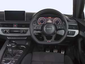 Audi A4 Avant 1.4T FSI S Line 5dr [Leather/Alc] Lease 256.69