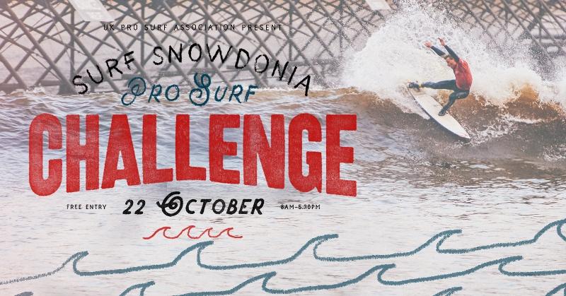 UK Pro Surf Tour - Surf Snowdonia