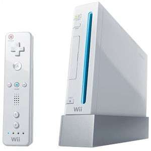 Nintendo Wii White Console Refurbished (Condition Good) £16.99 including free delivery @ Musicmagpie