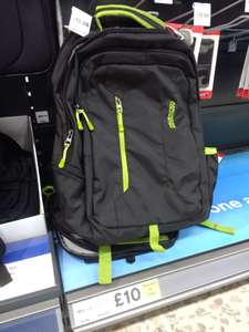 Laptop rucksack. Tesco. £10.00 IN-STORE (Plymouth)