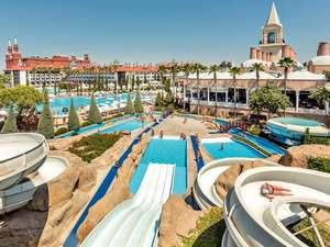 From London: Two Week Easter 2018 4* All Inclusive Aquamania Holiday to Turkey £312.77pp Inc Flights, Luggage, Transfers & Excellent Rated Hotel @ Thomas Cook