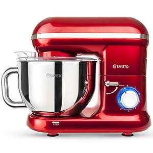 Savisto 1260W Retro Stand Mixer £74.95 Sold by SAVISTO and Fulfilled by Amazon