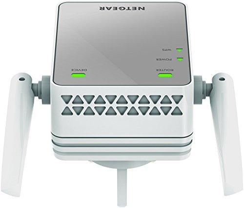 NETGEAR Mini N300 Mbps Wi-Fi Range Extender with External Antennas (Wi-Fi Booster) (EX2700-100UKS) @ Amazon - £14.99 Prime / £18.98 non-Prime