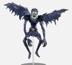 Death Note Ryuk Figure 18cm £4.79 delivered @ AliExpress /  ZhaoPeng Store