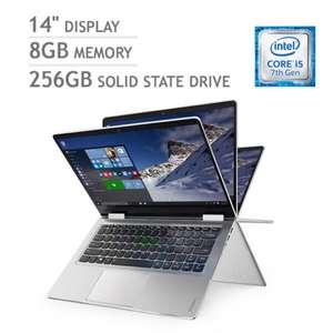 Lenovo Yoga 710, Intel Core i5, 8GB RAM, 256GB Solid State Drive, Convertible Notebook £679.99 @ Costco online