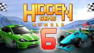 Bundle Stars: Hidden Gems Bundle 6  (£2.29)