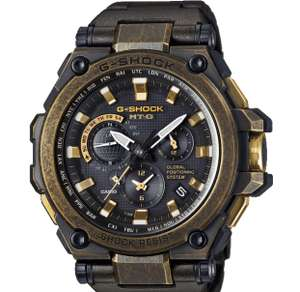 Casio G-SHOCK MT-G MTG-G1000BS-1AER B Grade £725 Casio Outlet